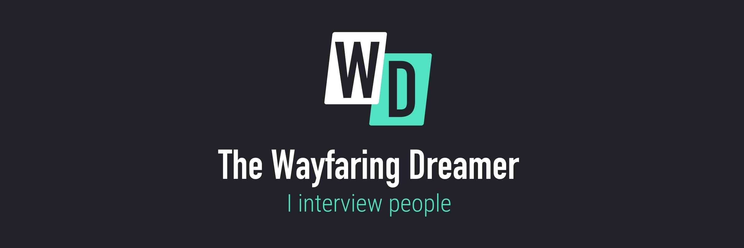 The Wayfaring Dreamer logo