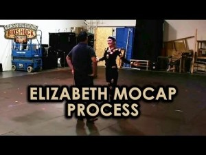 Elizabeth Motion Capture